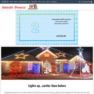 Booneville Democrat- Local News, Politics, Entertainment & Sports in Booneville, AR