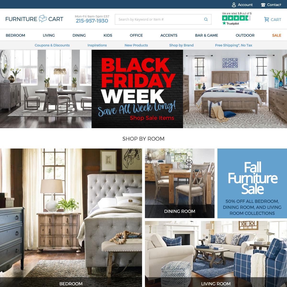 Furniture, Bedroom Furniture, Living Room Furniture, Dining Room Furniture - Furniture Cart