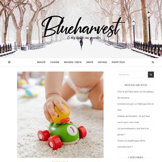 - Blueharvest