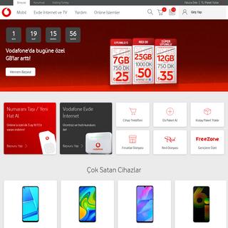 Hazır mısın- - Vodafone Türkiye