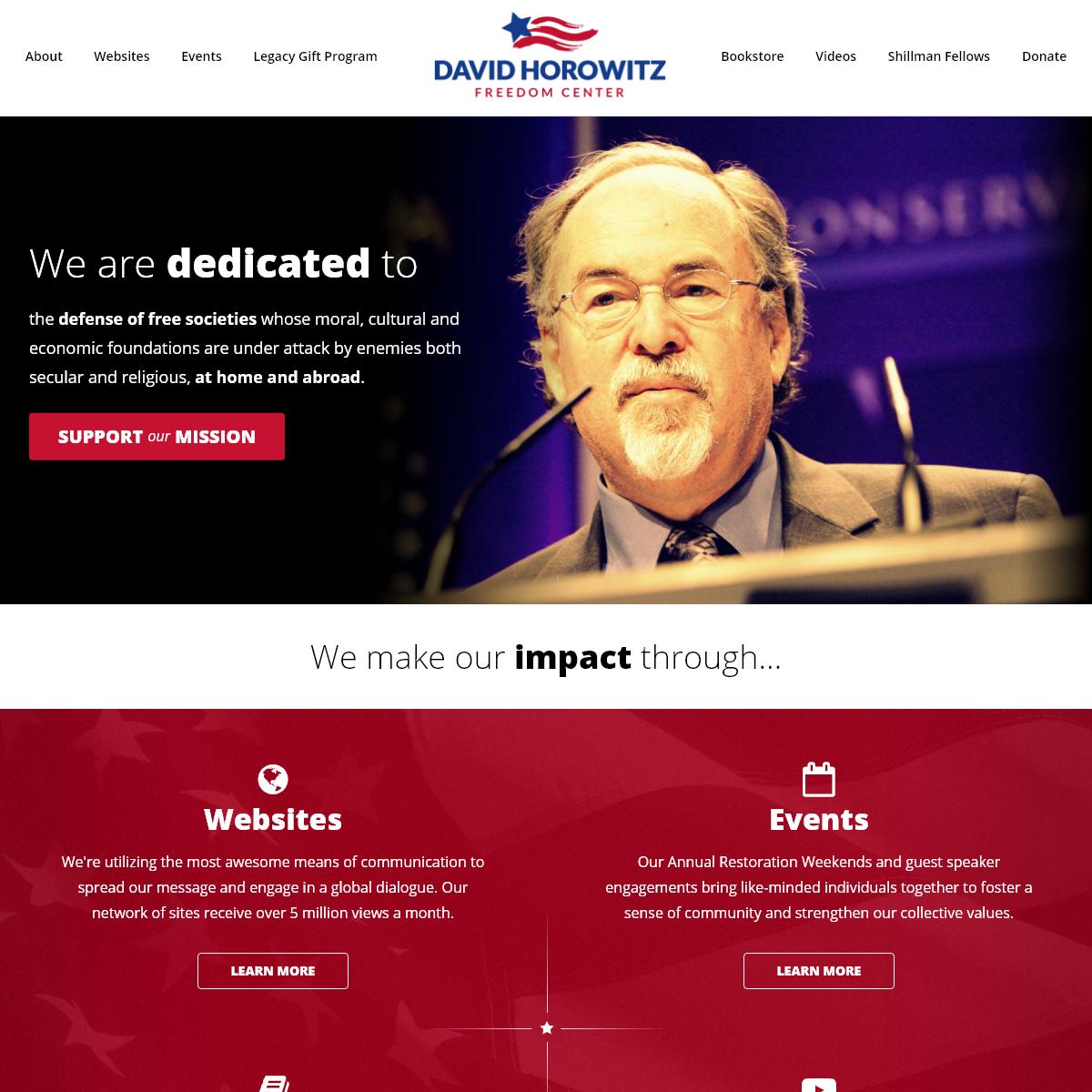 David Horwitz Freedom Center