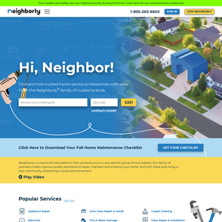 Find Home Services Experts in Your Town, For Free - Neighborly
