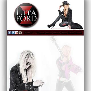 LitaFordOnline.com - The Official Site