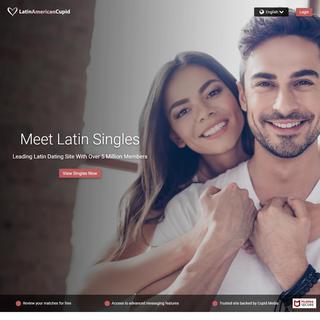 A complete backup of latinamericancupid.com