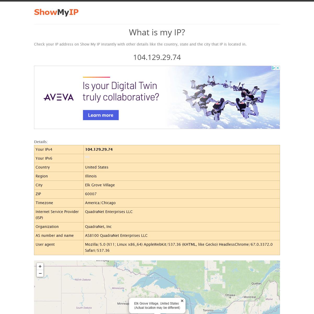 What Is My IP Address- (IPv4 & IPv6) - Show My IP