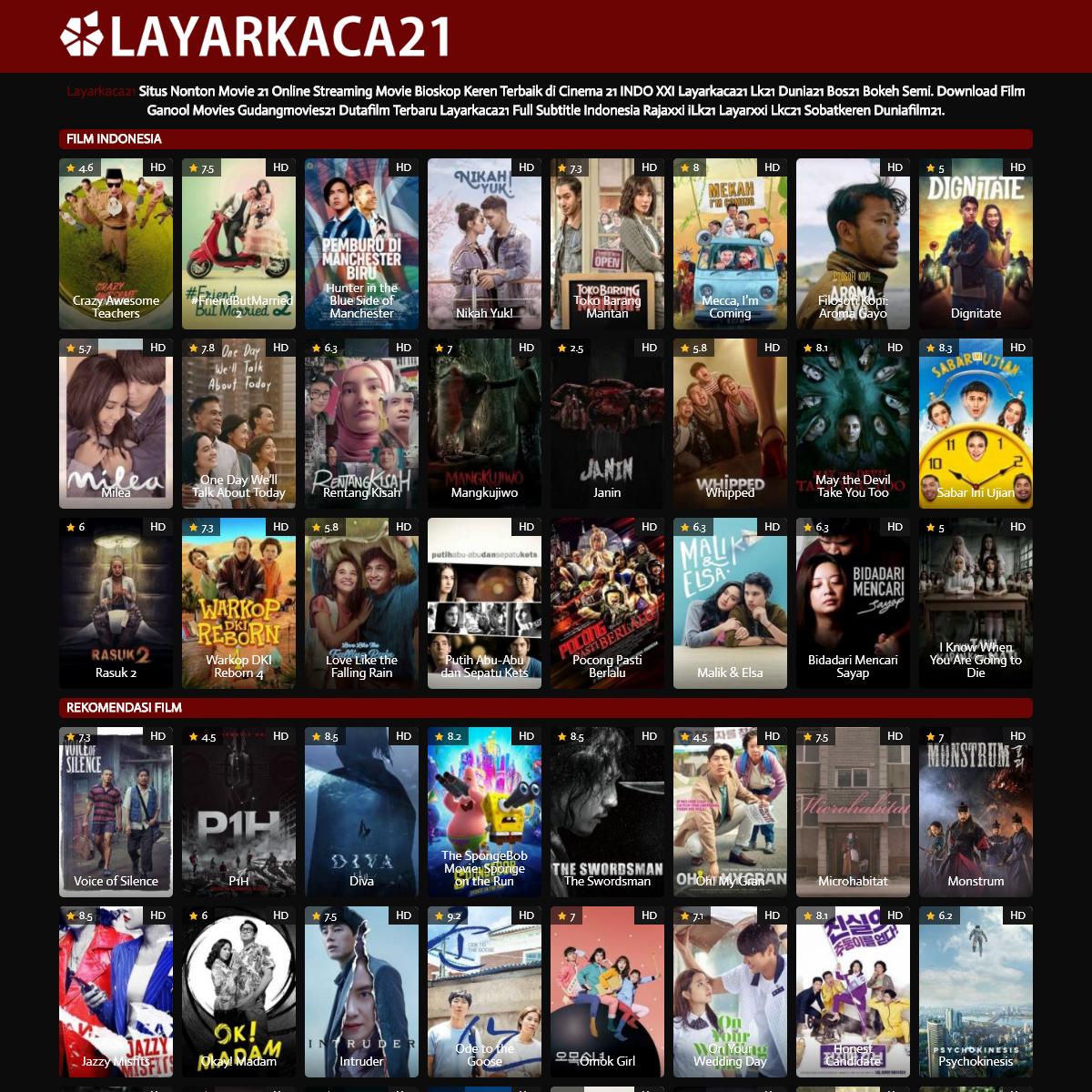 Layarkaca21 Nonton Movie Bioskop 21 Lk21 Dunia21 Indoxx1