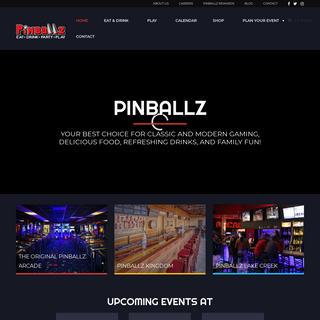Pinballz Austin – Eat - Drink - Party - Play – Eat - Drink - Party - Play