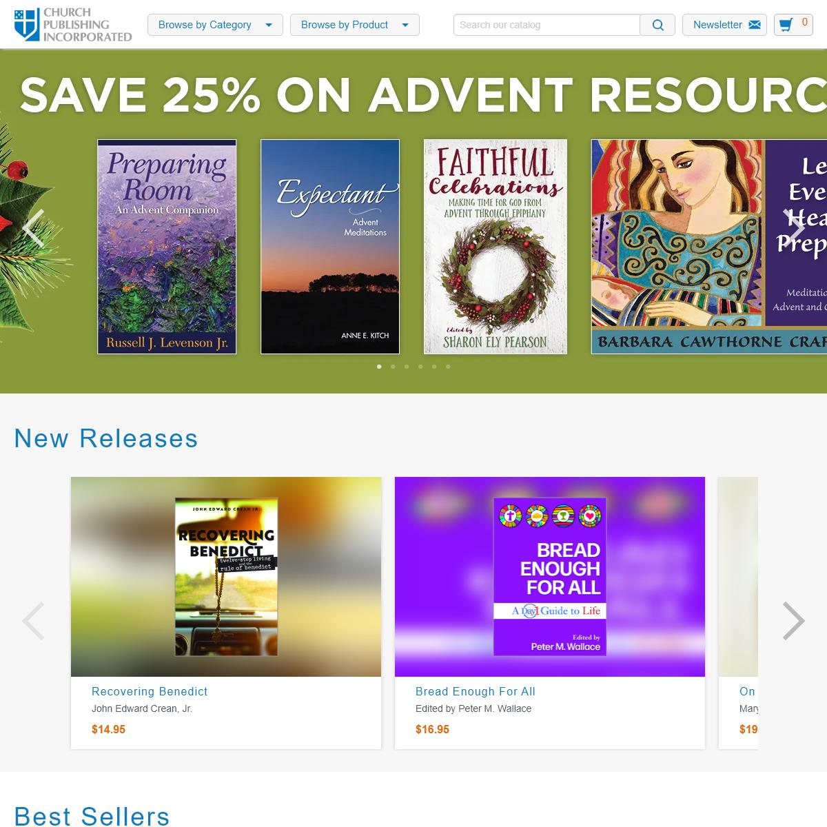 ChurchPublishing.org- Welcome to Church Publishing