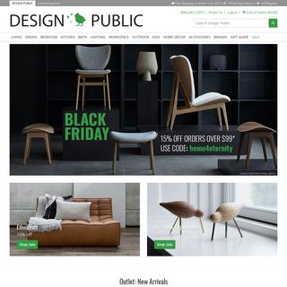 Modern home furniture and accessories. by Aimée Wilder, Alki & more - Design Public