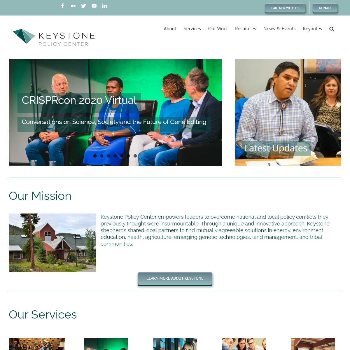 Homepage - Keystone Policy Center