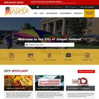 Home - Jasper, IN