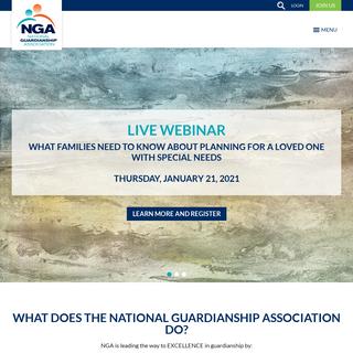 National Guardianship Association