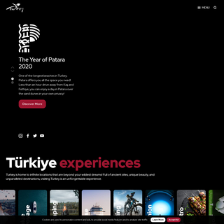 Official Travel Guide of Turkey - GoTurkey