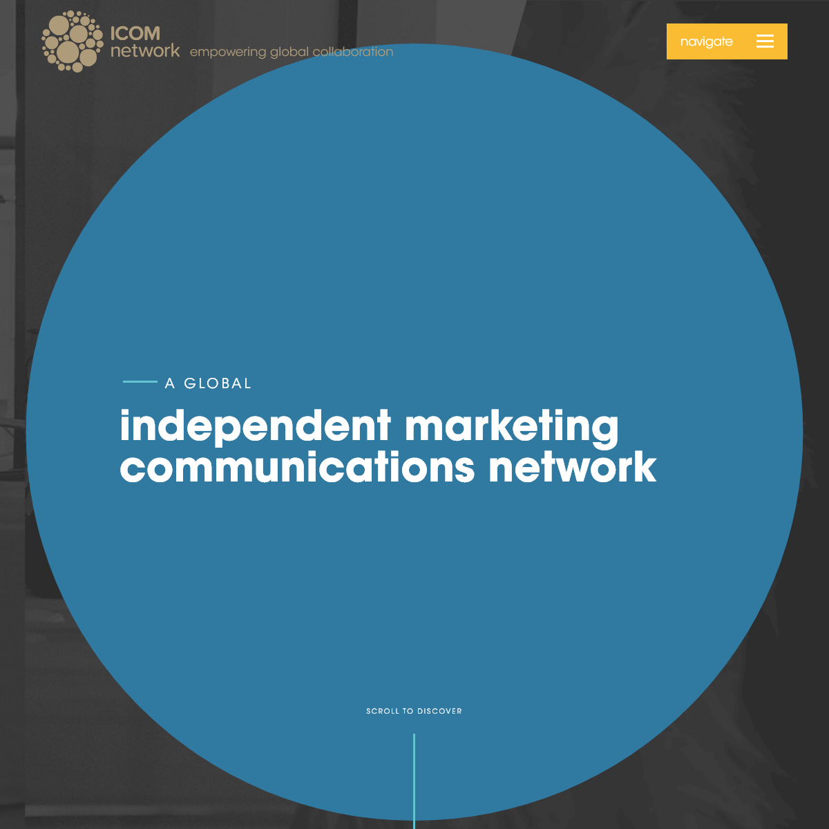 ICOM Network - A Global Independent Marketing Communications Network