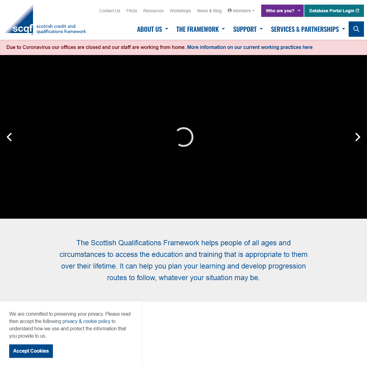 Home - Scottish Credit and Qualifications Framework