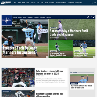 SoDo Mojo - A Seattle Mariners Fan Site - News, Blogs, Opinion and More
