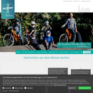 Das Bistum Aachen - Startportal - Bistum Aachen