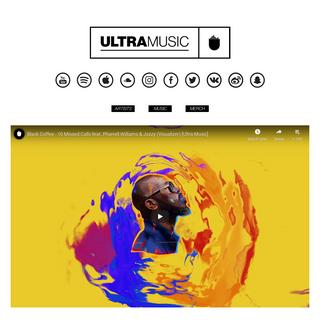 Ultra Music - Ultra Records - Ultra