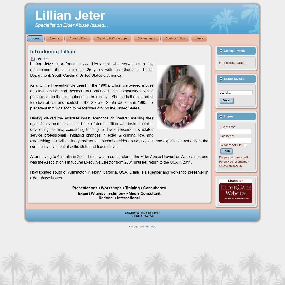 lillianjeter.com