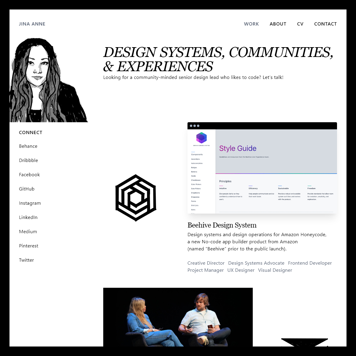 Design Systems, Communities, & Experiences - Jina Anne