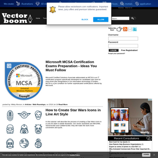 Vector and Adobe Illustrator tutorials, Free vector - Vectorboom