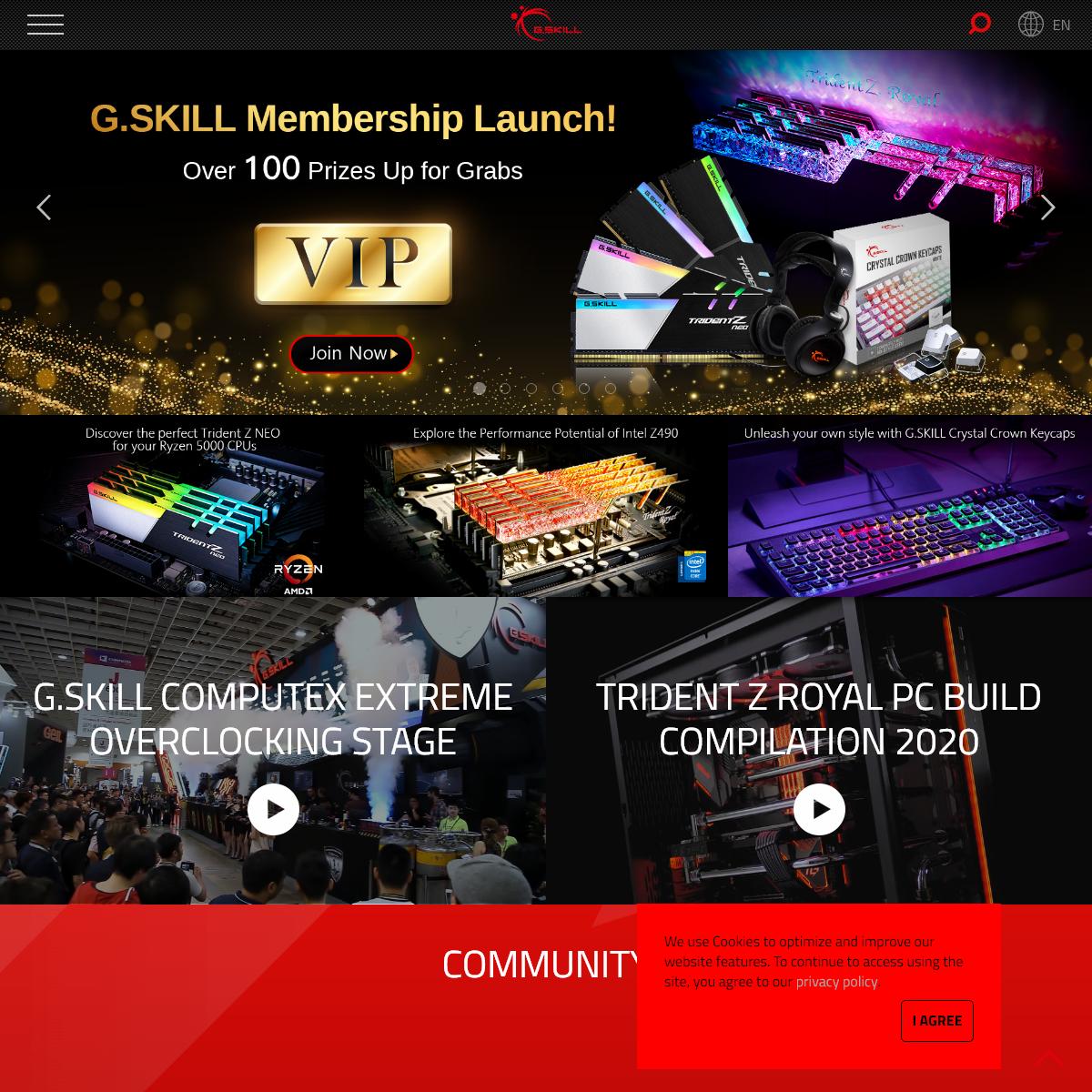 G.SKILL International Enterprise Co., Ltd.
