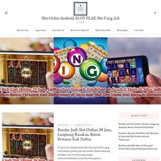 Slot Online Android, SLOT PLAY, Slot Uang Asli - omote 3d