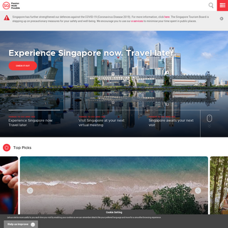 Visit Singapore - Passion Made Possible - Visit Singapore Official Site