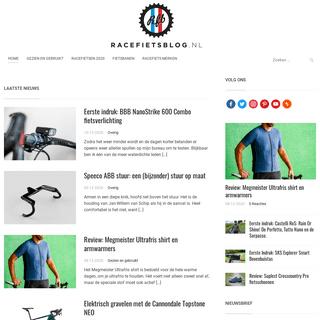 Racefietsblog.nl - Dagelijks nieuws over racefietsen en wielrennen