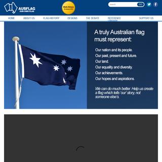 Ausflag- Our Own Flag
