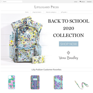Lifeguard Press- Planners, Agendas, Gifts & Accessories