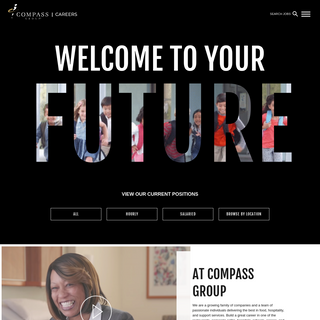 Home - Compass Group Careers
