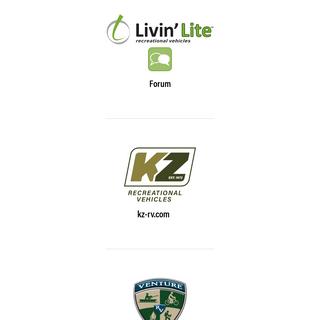 Livin' Lite - Aluminum-Framed Ultra Lightweight Campers