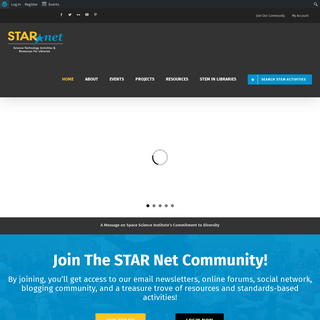STAR Net – Science-Technology Activities & Resources For Libraries