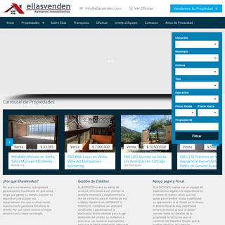 Casas en venta – bienes raices - Somos una empresa de Profesionales Inmobiliarios quienes damos servicios en la asesoría, com