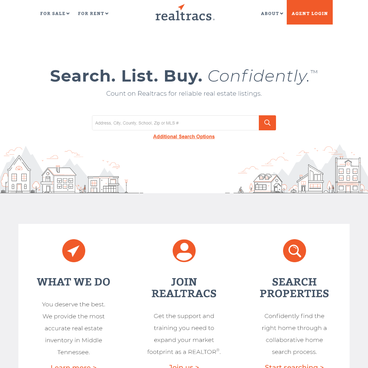 Realtracs- Real Estate, Homes For Sale and Rent, MLS Listings