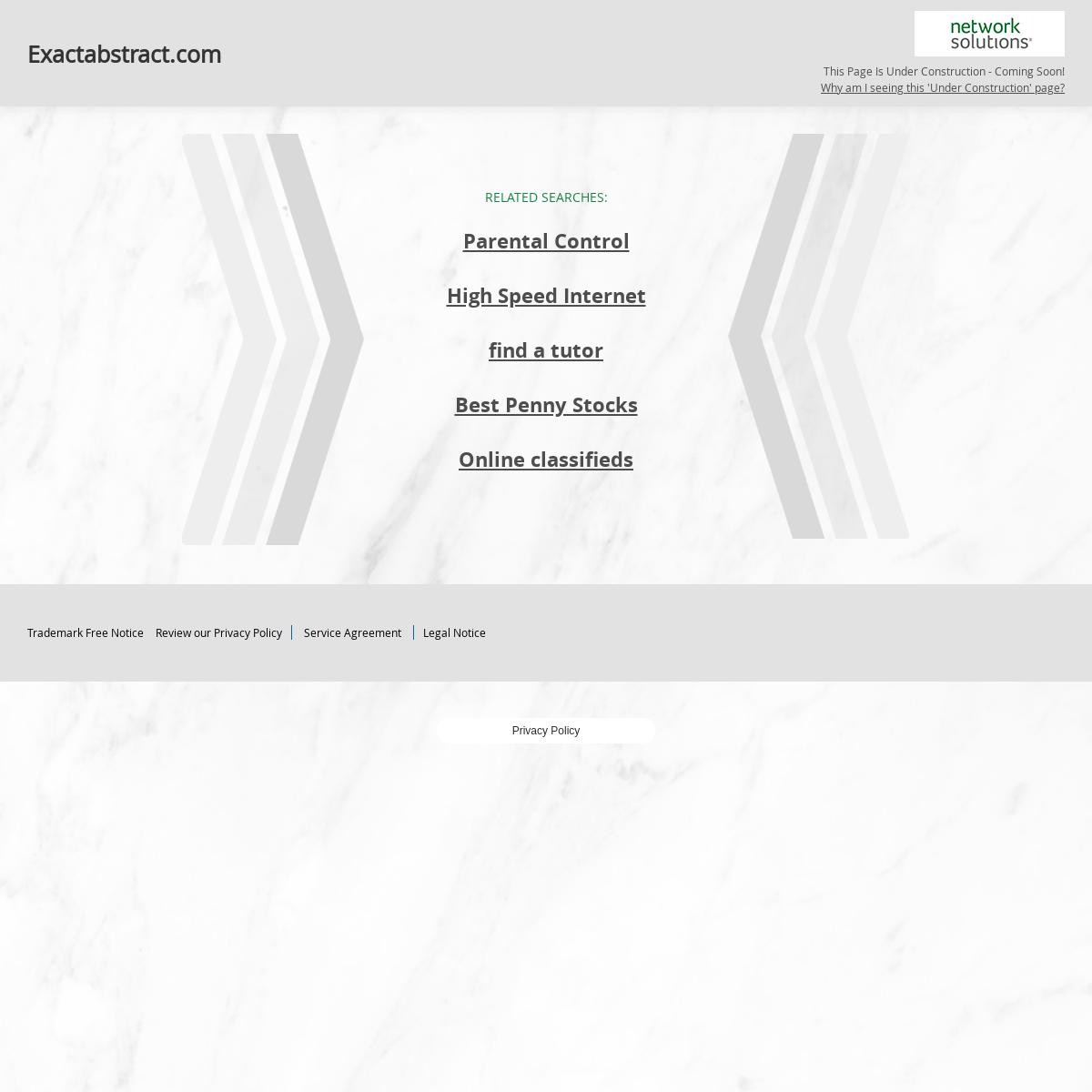 Exactabstract.com