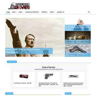 Home - Prepared Gun Owners