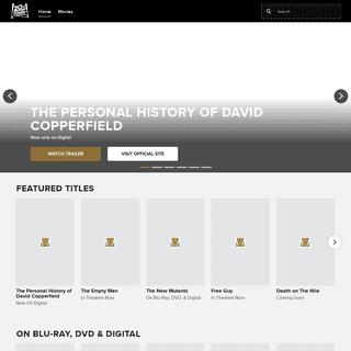20th Century Studios - Official Site