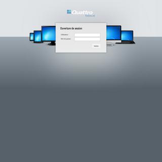 Quattro - Extranet