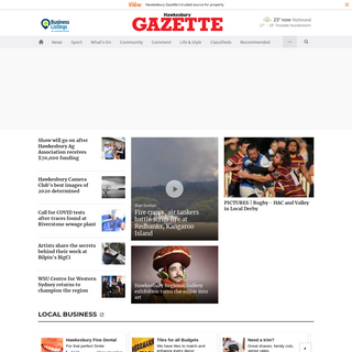 Richmond news, sport and weather - Hawkesbury Gazette - Richmond, NSW