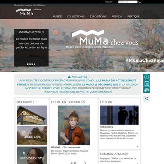 MuMa Le Havre - site officiel du musée d`art moderne André Malraux