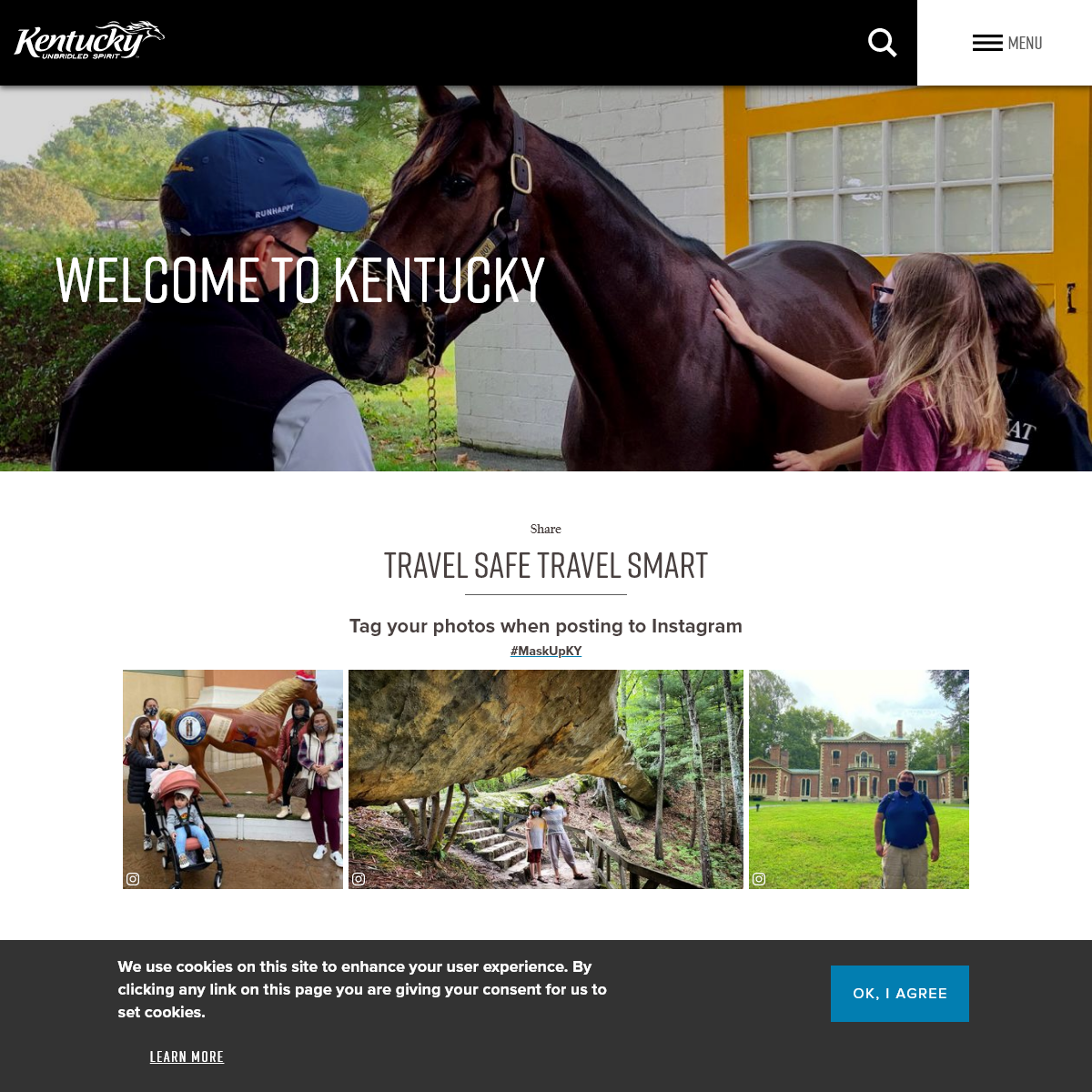 Home - Kentucky Tourism - State of Kentucky - Visit Kentucky, Official Site