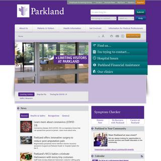 Parkland Health & Hospital System - Parkland Health & Hospital System