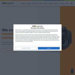 Home page - Kelkoo Group