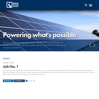 Great River Energy - Minnesota`s Electric Power Co-op