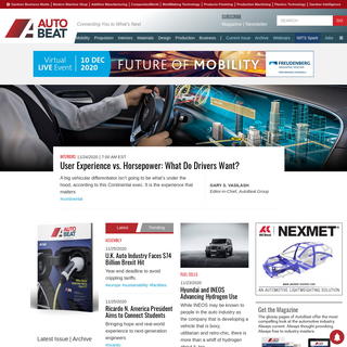 Connecting You to What`s Next - AutoBeat