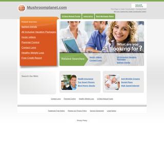 Mushroomplanet.com