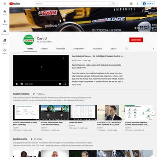 Castrol - YouTube