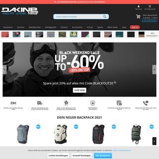 Dakine Online Shop · Rucksäcke, Sportswear, Trolleys & Accessoires - Die beliebteste Surf Marke aus Hawaii - Dakine Shop